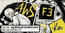AWS / Fatal Error / Kies # Nyolcas Műhely