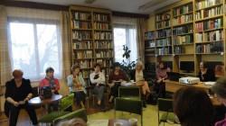 Liget Műhely Olvasóklub