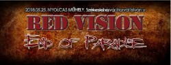 End of Paradise - Red Vision