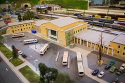 Vasútmodell Székesfehérvár Kiállítás