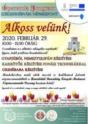 Alkoss velünk! - Kreatív nap a Székesfehérvári NépmesePonton