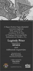 Legéndy Péter: MÉMEK