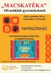 Tasi Katalin-Maros Krisztina: A soknevű macska