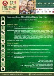 Kultúr cafe – Kötetlen beszélgetés kultúráról, hagyományokról és Székesfehérvár kulturális színtereiről