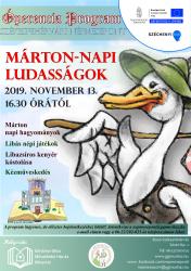 Székesfehérvári Népmesepont - Márton Napi Ludasságok