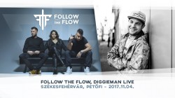 Follow The Flow, Diggieman Live