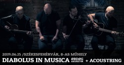 Diabolus In Musica (Ordog akusztik), Acoustring