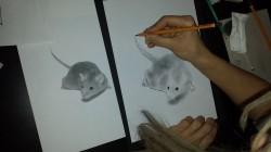 Jobb agyféltekés rajzoktatás