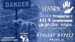 Charge Yourself + Agyampoki bemutatja: Szigony Solidarity Fest