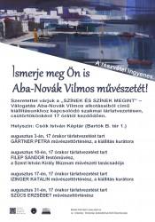 Ismerje meg Ön is Aba-Novák Vilmos művészetét!