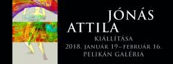 Jónás Attila kiállítása