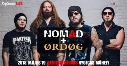 Nomad, Ørdøg koncert