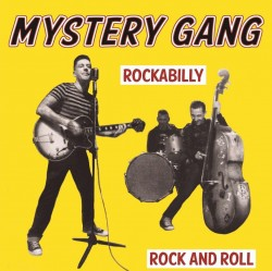 Mystery Gang + Memphis Moon '55