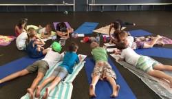 Suli jógás élménytábor Székesfehérváron