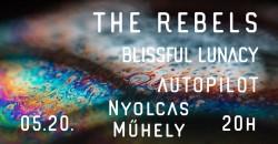 Maydown Fest - The Rebels - Autopilot - Blissful Lunacy