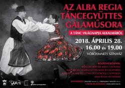 Tánc Világnapja - az Alba Regia Táncegyüttes gálaműsora