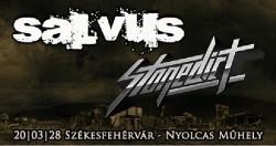 Salvus / Stonedirt (+ vendég) // Nyolcas Műhely