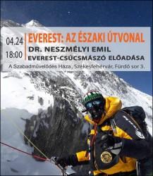 Everest: Az északi útvonal