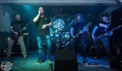 II. Friday the 13th Metal Night - Székesfehérvár, Nyolcas Műhely