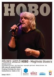 Földes László HOBO – Meghívás bluesra