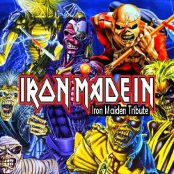 Iron Maiden Tribute Night by Iron Made In