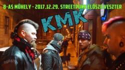 Streetpunk Előszilveszter - Fegyelmező Részleg és barátaik