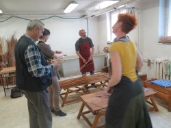 Közép-dunántúli kézműves szakkörök szakmai találkozója