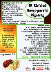 IV. Kisfalud Novaj-pusztai Vigasság