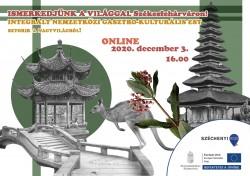 Ismerkedjünk a világgal! Integrált nemzetközi gasztro-kulturális est