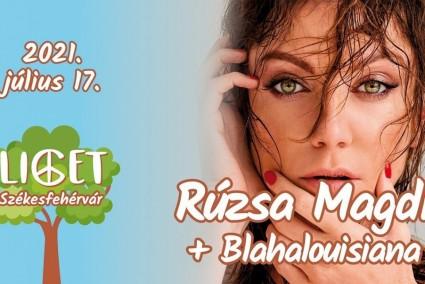 Blahalouisiana + Rúzsa Magdi