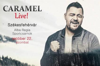 Caramel live!