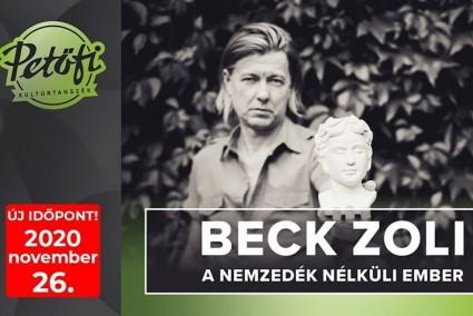 Beck Zoli - A nemzedék nélküli ember