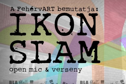 Slam Poetry Verseny / Open mic