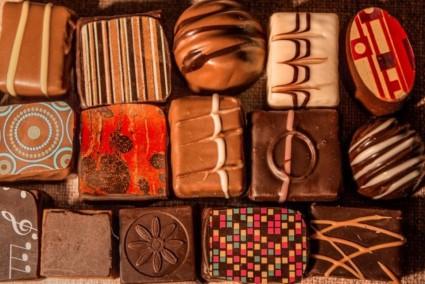Bor- és csokoládékóstoló